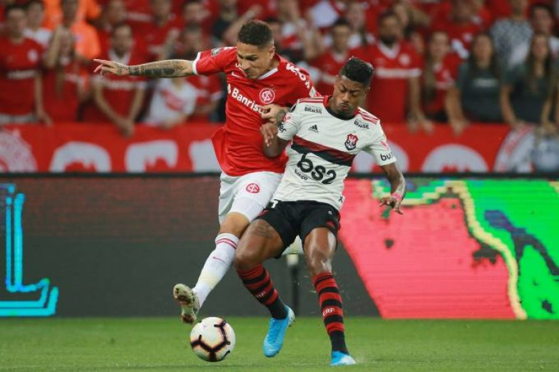 2019 08 29t004733z 992939633 rc17534b8400 rtrmadp 3 soccer libertadores inl fla report - BRASILEIRÃO: Erros do Flamengo podem fazer com que o Internacional seja campeão antecipadamente