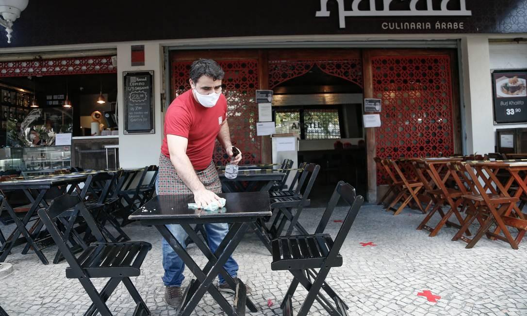 88680819 RI Rio de Janeiro RJ 02 07 2020Reabertura dEe bares e restaurantes durante a COVID 1 - NOVO DECRETO: Bares e restaurantes deverão funcionar até às 16h na grande João pessoa