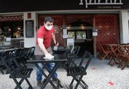 NOVO DECRETO: Bares e restaurantes deverão funcionar até às 16h na grande João pessoa