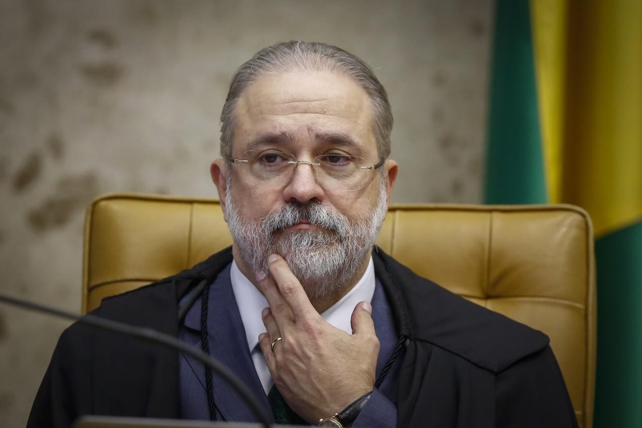 Aras no STF 1 - Aras diz que tem sido 'zeloso' e que já abriu nove apurações para investigar conduta de Bolsonaro na pandemia
