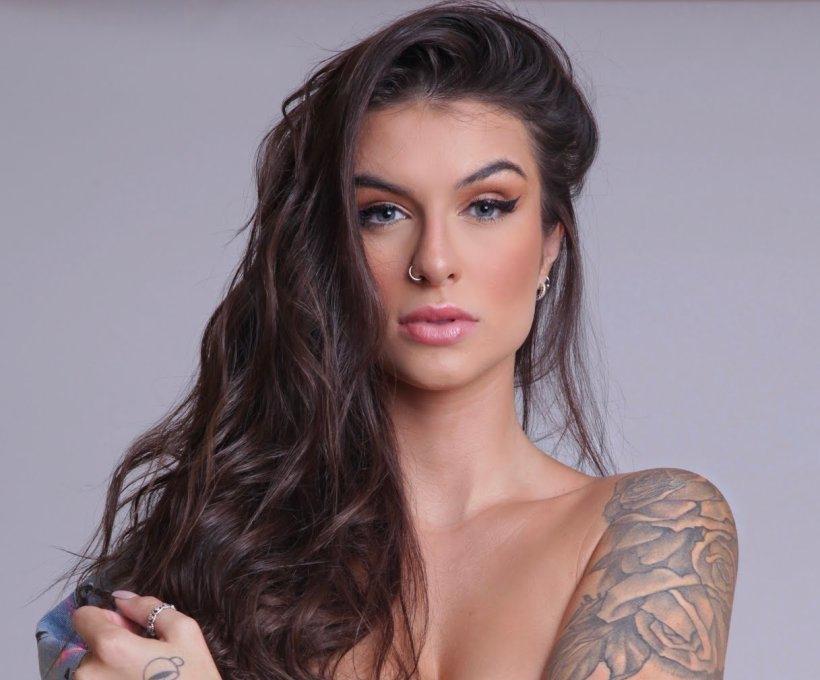 Barbara Labres - DJ Bárbara Labres é internada na UTI após perder sangue em cirurgia