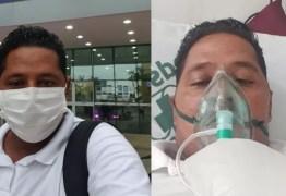 'Noites horripilantes', narra enfermeiro que teve variante britânica do vírus