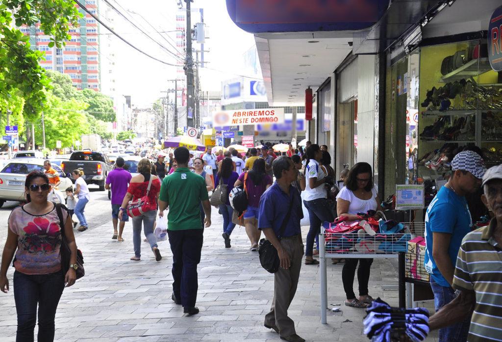 Comercio Foto Imagem ilustrativa Divulgacao Secom PB - Confira o abre e fecha de Carnaval na Paraíba
