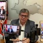 Joao Azevedo e1603313953287 - Estado lança 'Jucep Digital' e disponibiliza serviços de abertura, alteração e extinção de empresas pela internet