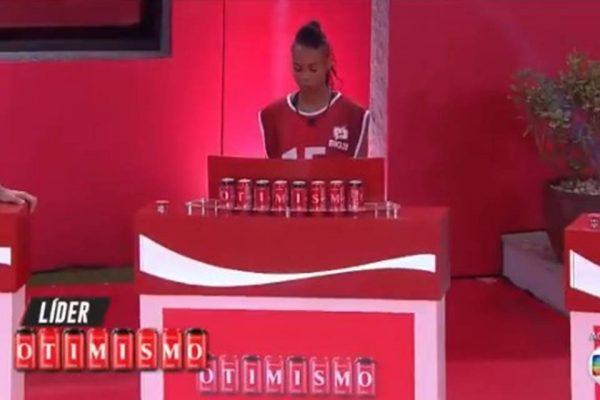 Karol Conka Lider RED 600x400 1 - Público quer boicotar Coca-Cola após Karol Conká virar líder do BBB21
