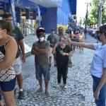 Sesc e Senac Orientações no Comércio - Fecomércio, Sesc e Senac orientam população e empresários sobre prevenção à Covid-19 no comércio da Paraíba
