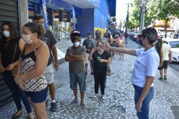 Fecomércio, Sesc e Senac orientam população e empresários sobre prevenção à Covid-19 no comércio da Paraíba