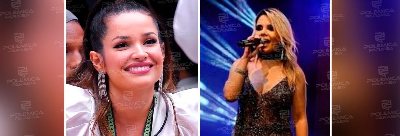 """WhatsApp Image 2021 02 05 at 13.00.11 - BBB21: Juliette canta a música """"É Chamego Ou Xaveco"""" e manda um alô para a paraibana Sâmya Maia, ex-magníficos - VEJA VÍDEO"""