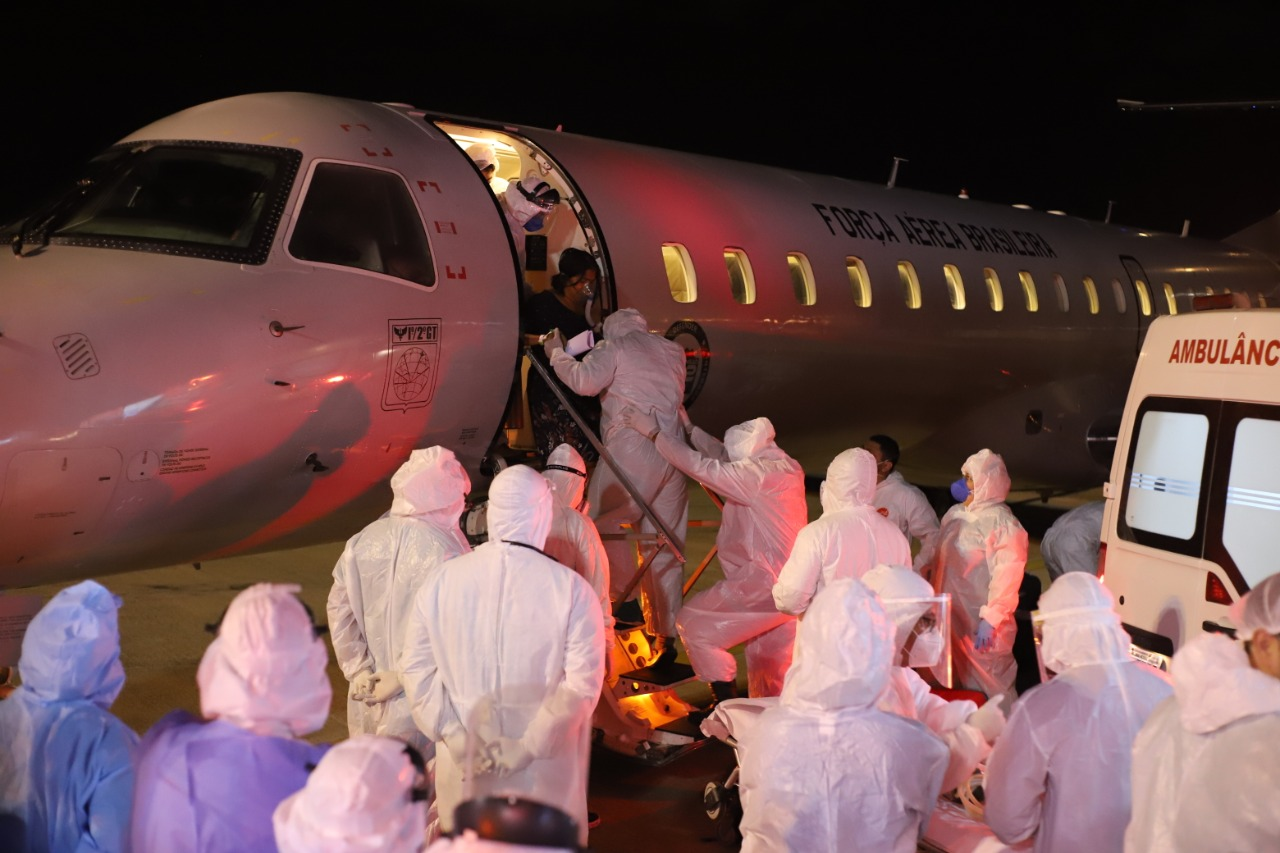 WhatsApp Image 2021 02 05 at 17.07.22 - Mais 15 pacientes de Manaus desembarcam em João Pessoa no próximo domingo (07)