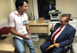 Bruno Roberto relata sua convivência e admiração por Maranhão quando foi seu vice nas eleições de 2018