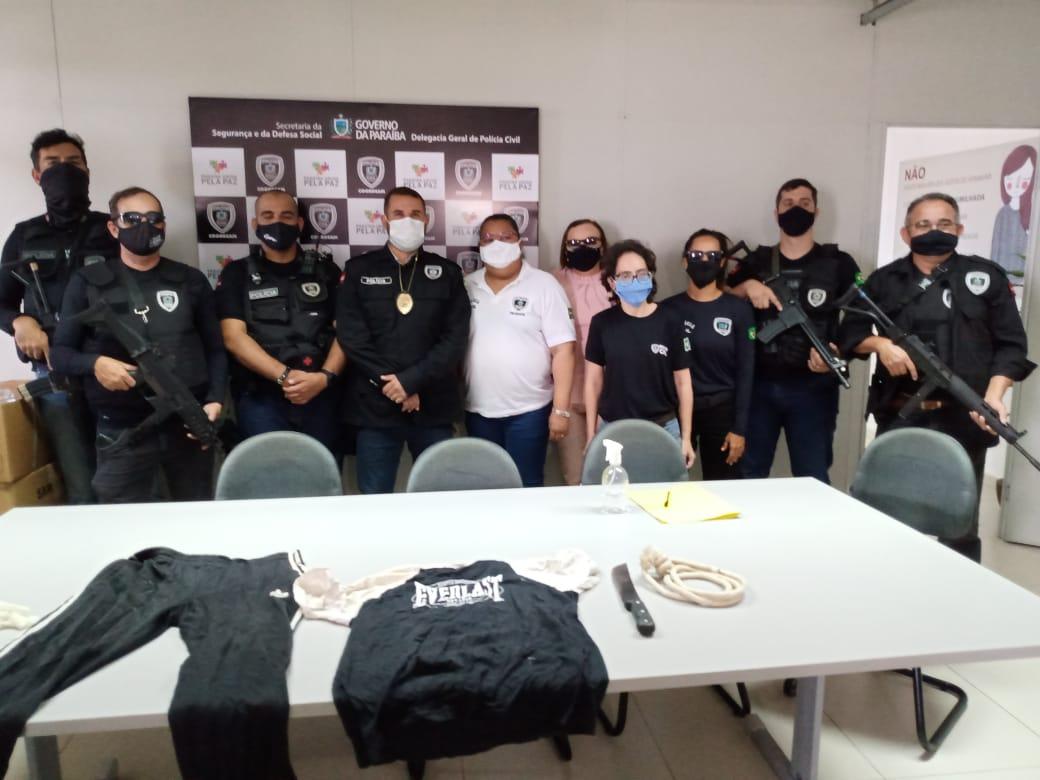 """WhatsApp Image 2021 02 11 at 12.56.34 - Polícia Civil prende na Bahia o """"maníaco da praia"""", que invadiu apartamento e estuprou mulher em Ponta de Campina"""
