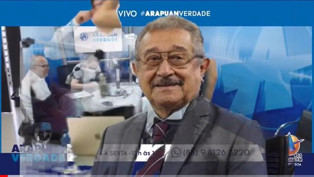 WhatsApp Image 2021 02 11 at 20.11.54 - 'A UNIÃO DOS CONTRÁRIOS': a lição de Zé Maranhão na última entrevista exclusiva à rádio Arapuan FM - por Felipe Nunes