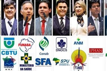 CARGOS FEDERAIS: saiba quais são as indicações de deputados paraibanos no Governo Bolsonaro