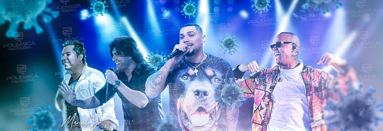 WhatsApp Image 2021 02 26 at 14.35.37 - IRRESPONSABILIDADE OU FALTA DE OPÇÃO?! Relembre quais os cantores que fizeram shows durante a pandemia - VEJA VÍDEOS