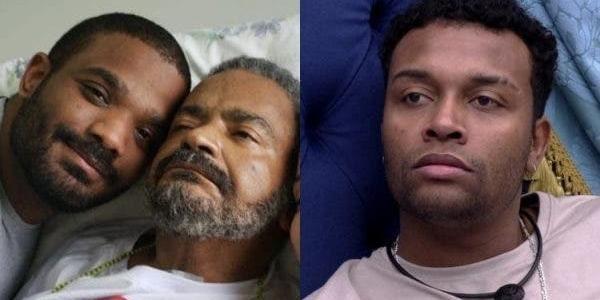 arlindinho nego di e arlindo cruz 600x400 1 - Arlindinho Cruz detona brother que fez piada sobre recuperação do seu pai: 'Nego Di é maligno'