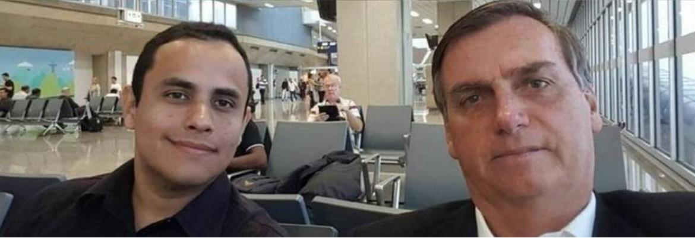 """bolsonaro e tercio - Paraibano assessor do """"Gabinete do Ódio"""" deve ser lançado por Bolsonaro como candidato a deputado federal"""