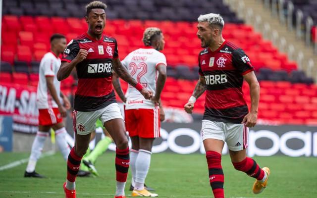bruno henrique arrascaetaa flamengo x internacional - Veja o que Flamengo e Vasco precisam na última rodada do Brasileiro