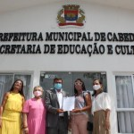 cadebelo - Prefeitura de Cabedelo empossa 105 professores aprovados em concurso público; aulas começam em março