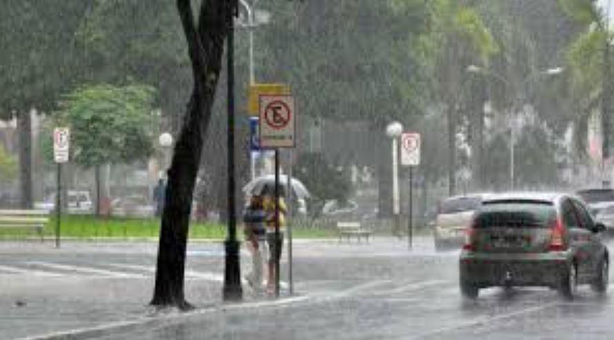 chuva - Previsão do tempo é de nebulosidade variável e chuvas no fim de semana, em toda a Paraíba