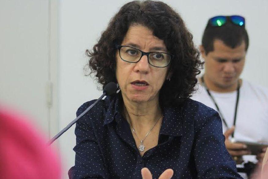claudia veras 2 - Ex-secretária de Saúde da Paraíba, Cláudia Veras, desiste de cargo e pede exoneração após nomeação para Ministério da Saúde