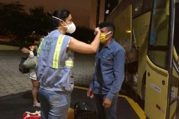 covid fiscalizacao cg - Secretaria de Saúde de Campina Grande vai monitorar terminais rodoviários