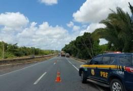 BALANÇO: Paraíba reduz em 45% número de acidentes em rodovias federais durante o carnaval