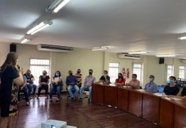Servidores da Comarca de São José de Piranhas recebem Formação para Conciliadores