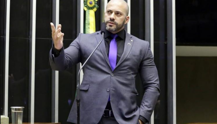 dep - Mesa da Câmara pede cassação do deputado Daniel Silveira,no Conselho de Ética