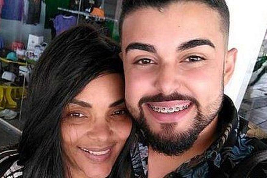 flordelis e alan - NOVO AMOR: Produtor artístico de 25 anos é apontado como namorado de Flordelis