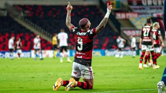 gabigol 1 - BRASILEIRÃO: Flamengo vence, encosta no Internacional e deixa Vasco em situação delicada