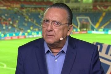 Globo e Galvão avaliam volta de narrador após 1 ano, em duelo entre Brasil x Argentina