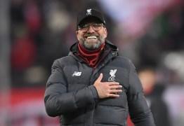 'CHEIO DE ENERGIA': Klopp nega que vá deixar o Liverpool