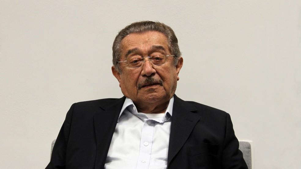 jose maranhao mdb eleicoes 2018 na pb 1 - LUTO NA POLÍTICA: Morre por complicações da covid-19 o senador paraibano José Maranhão - Ouça esposa anunciando a morte