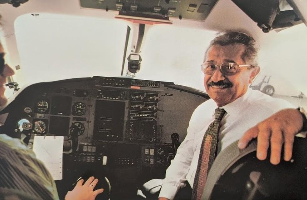 """maranhao como piloto de aviao acervo pessoal - O ÚLTIMO VOO DO PILOTO: """"aquele caixão que pediu que não tivesse ostentação""""- Por Fátima Bezerra Cavalcanti"""