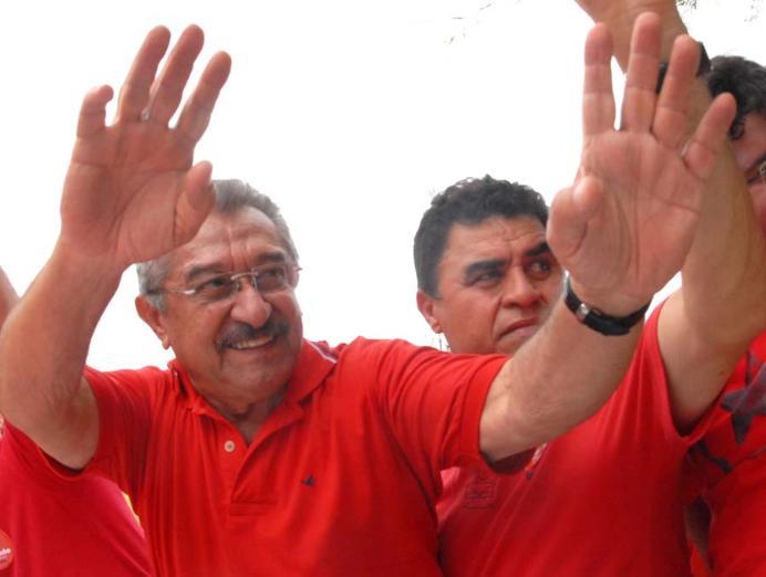 maranhao e wilson - Wilson Santiago apresenta voto de pesar pela morte de José Maranhão