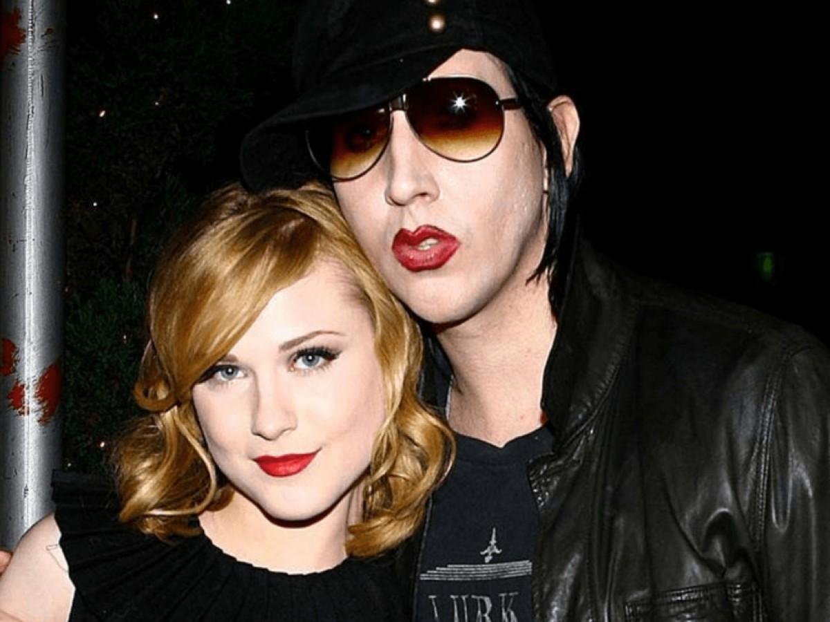 marilyn manson evan rachel wood 1 1200x900 1 - Marilyn Manson é acusado de estupro e assédio sexual por várias mulheres