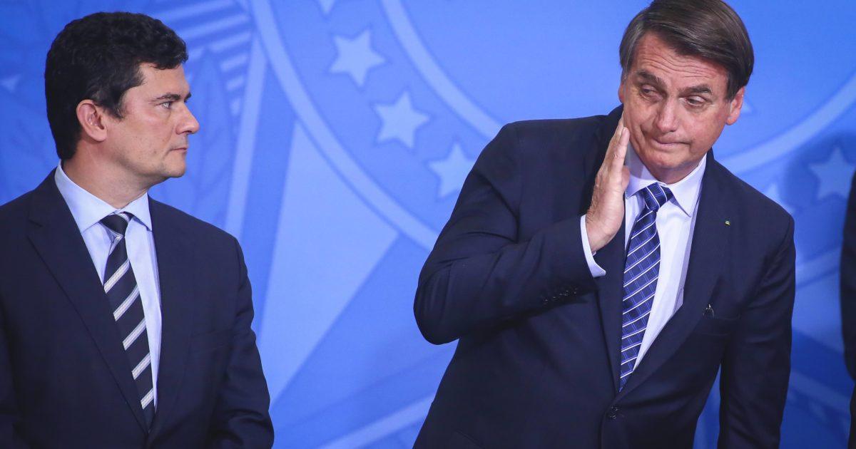 moroa - XP/Ipespe: Moro vence Bolsonaro no segundo turno - VEJA NÚMEROS