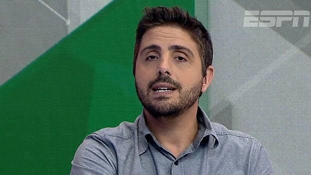 """nicola - Mais um comentarista anuncia saída da ESPN, devido à exigência do canal: """"Decidi não renovar"""""""