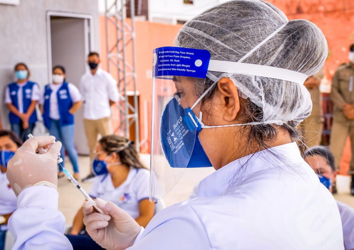 ok 00 - TRANSPARÊNCIA: Princesa Isabel é o primeiro município paraibano a divulgar balanço de imunização contra Covid-19