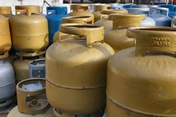 protesto gas 14 04 2020.mov snapshot 00.17 2020.04.14 11.12.17  - Gás de cozinha tem alta de 1,4% no preço médio