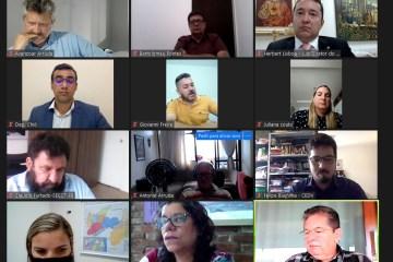 Assembleia Legislativa da Paraíba discute retorno das aulas presenciais e vacinação de profissionais da educação