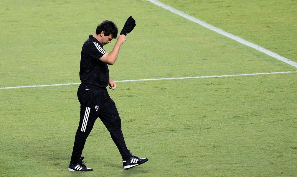 rib9881 - DEMITIDO! Diniz não é mais o técnico do São Paulo; Raí também deixa o time