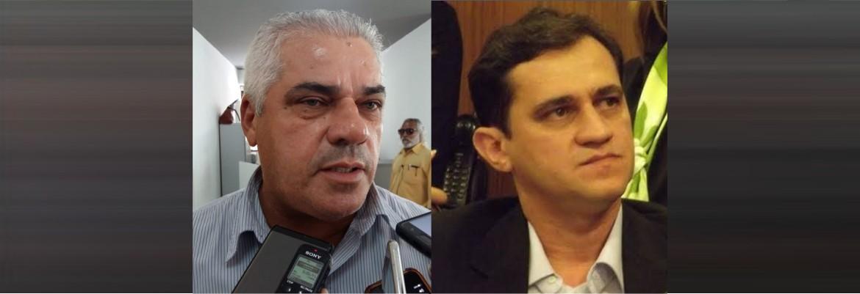 rosas e harley - OPERAÇÃO CALVÁRIO: Edvaldo Rosas e Pietro Harley tem prisão mantida pela Justiça e são levados para Penitenciária de Mangabeira