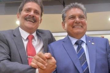 Tião Gomes lança Adriano Galdino e afirma que deputado 'é o melhor quadro da Paraíba para o Senado'