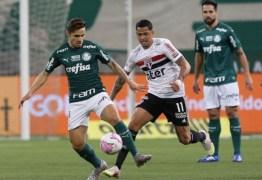 São Paulo e Palmeiras se enfrentam com objetivos bem diferentes no Morumbi
