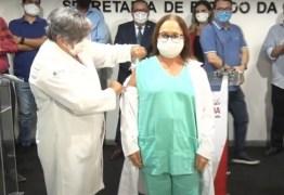 Tribunais da União e do Estado fiscalizam vacinação na Paraíba