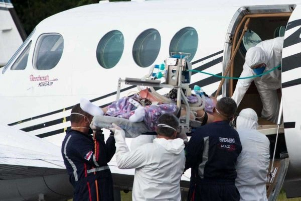 voos manaus 600x400 1 - CRISE NO AM: 30 pacientes morreram após serem transferidos por falta de oxigênio a outros estados