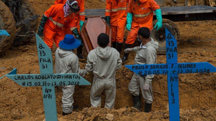 5vupipadna1mv9wqnsxf1esbr - PANDEMIA: Brasil bate recorde com 1.954 mortes em 24 h e atinge maior média de óbitos