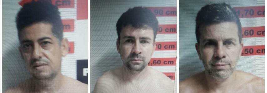 8878 1 - Dono de restaurante em Campina Grande foi preso acusado de liderar quadrilha que assaltava bancos e carros fortes