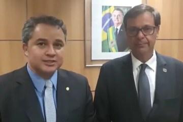 Ministro destaca empenho de Efraim Filho na promoção do turismo e promete investimento no Sertão da Paraíba – VEJA VÍDEO